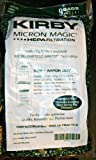 Kirby Generation 6 Ultimate G Micron Magic Hepa Filtration Vacuum Cleaner Bags, Kirby Part Number 197301, 9 bags in Pack