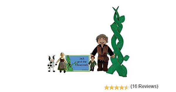 The Puppet Company - Sets de Cuentos Tradicionales - Jack y Las ...