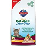 Hill's Science Diet Ideal Balance Feline Adult Grain Free Chicken and Potato Dinner Dry Cat Food Bag, 2-Pound, My Pet Supplies