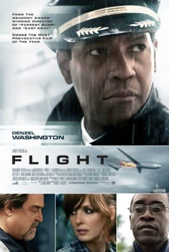 Amazon.com: Flight Movie Poster 1 Sided Original INTL 27x40 Denzel  Washington: Prints: Posters & Prints