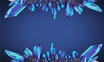 Amazon Com Aofoto 5x3ft Abstract Crystal Polygon Backdrop