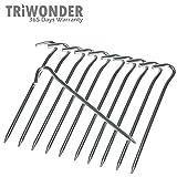 Triwonder 10 Pack Lightweight Aluminum