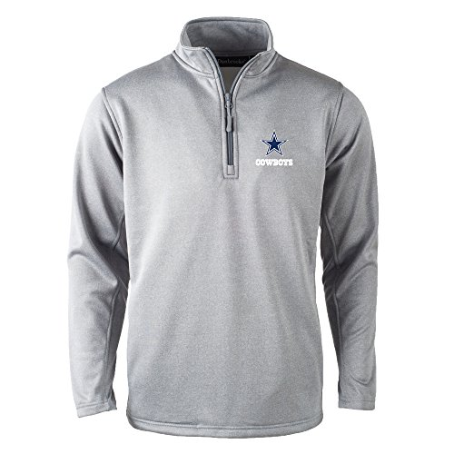 Dunbrooke Apparel NFL Dallas Cowboys Unisex All Starall Star Tech Fleece  1 4 Zip e968e6053