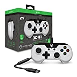 Hyperkin X91 Controller - White - Xbox One and Windows 10