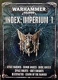 Games Workshop Index: Imperium 1 Warhammer 40,000 Book