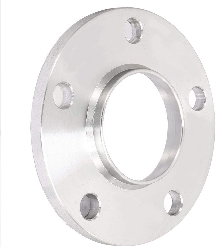 ECCPP 5 Lug Hubcentric Wheel Spacers Kit 2X 10mm 5x120mm Fits for E82 E88 E36 E46 E90 E92 318i 135i 335d