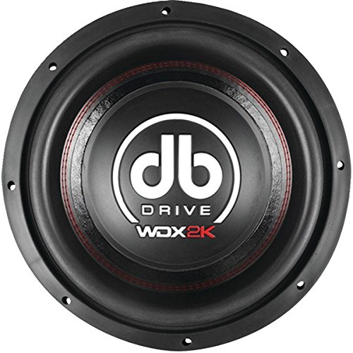 "DB Drive WDX12 2K Wdx Series Competition Subwoofer (12"")"