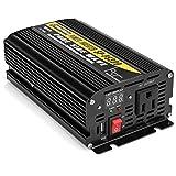 300 Watt Pure Sine Wave Power Inverter by Spartan Power SP-PS300 12V to 120V AC