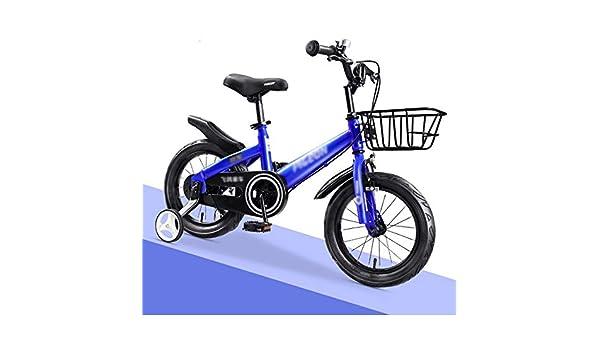 """M-YN Bicicleta Niños con Ruedines 12"""", 14"""", 16"""" niños de la Bici ..."""
