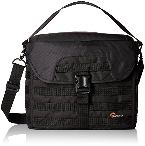 Lowepro Pro Tactic SH 200 AW. Compact Shoulder Camera Bag Pro DSLR Cameras and (Aw Photo Shoulder Bag)