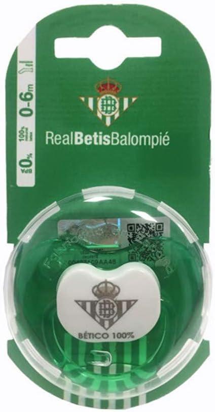 Licencias - Chupete Frase Real Betis: Amazon.es: Bebé