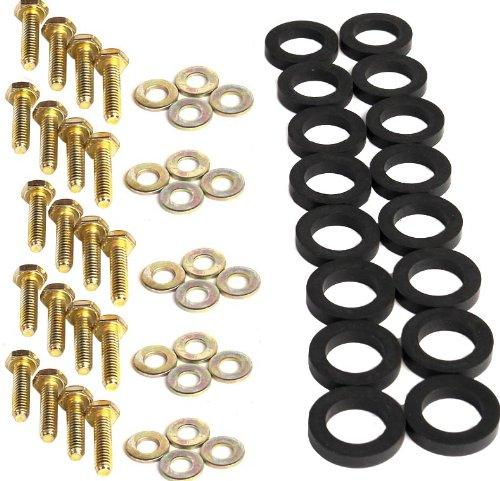 Zodiac R0477200 Bronze Heat Exchanger Hardware Replacement Kit for Select Zodiac Jandy Pool and Spa Heater