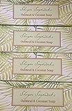 Shugar Soapworks Best Deals - Shugar Soapworks Oatmeal & Coconut soap (pack of 4)