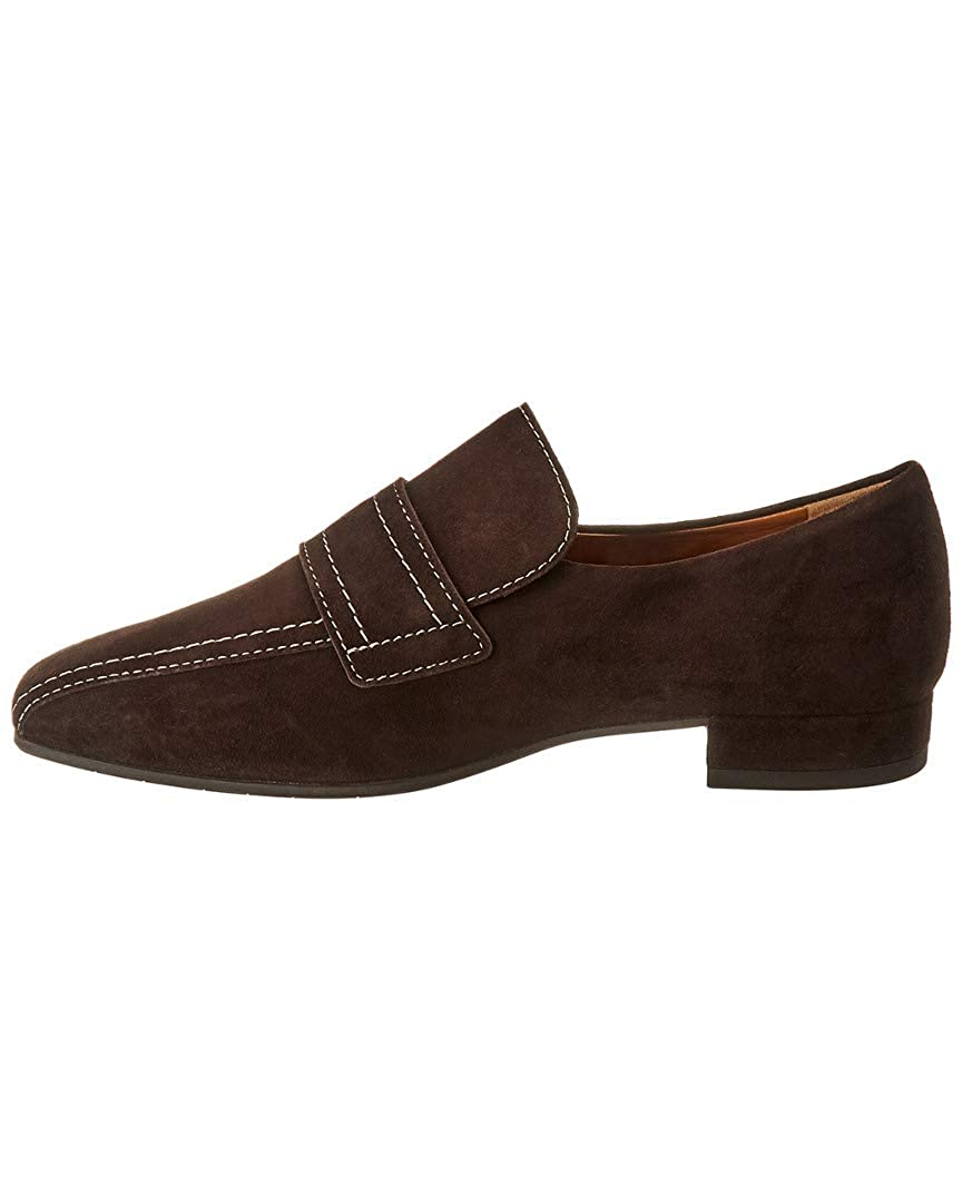 7.5 Aquatalia Trisha Waterproof Suede Loafer