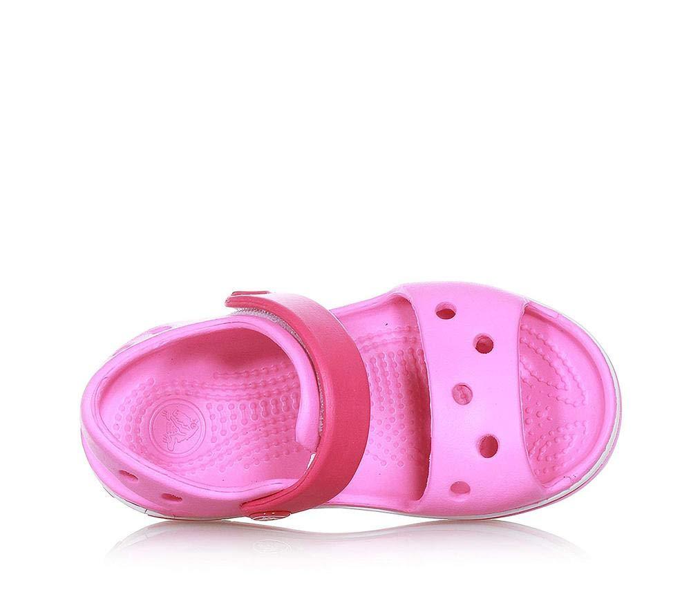 Crocs Crocband  Fun Lab   Light-Up Clog, Pink, C6 M US Toddler by Crocs (Image #7)