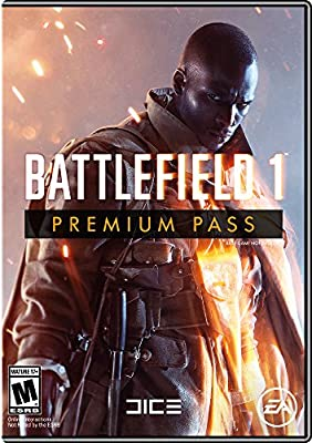 Battlefield 1 Premium Pass - PS4 [Digital Code]