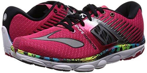 Brooks Women Pure cadencia 4/120175 1B 672 para mujer natural running - Rosa