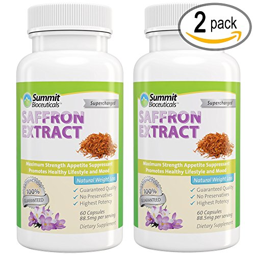 Summit Bioceuticals Saffron Extract Count