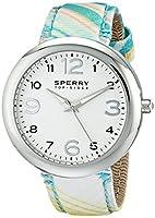 Sperry Top-Sider Women's 10014920 Sandbar Analog Display Japanese Quartz Green Watch by Sperry Top-Sider Watches MFG Code