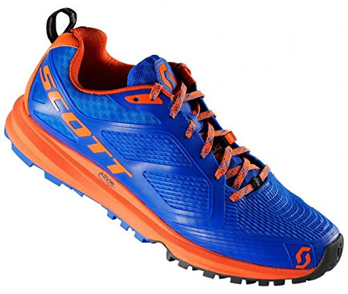 Scott Mens Kinabalu Enduro Trail Running Shoes - Yellow/Orange - 242022 (Yellow/Orange - 10.5)