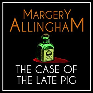 The Case of the Late Pig Audiobook