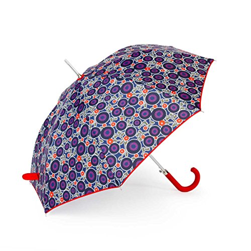 ShedRain® New Auto Open Fashion Stick Umbrella: Avery