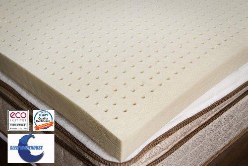 Inexpensive all natural latex foam mattress