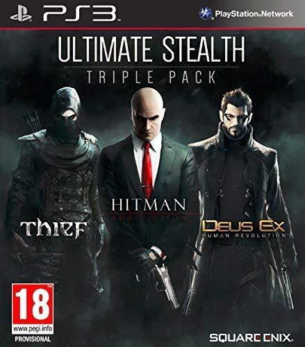 Buy Ultimate Stealth Pack Hitman Absolution Thief And Deux Ex