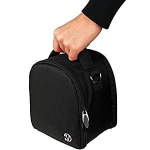 VanGoddy Laurel Carrying Case Bag for Panasonic LUMIX Series Cameras