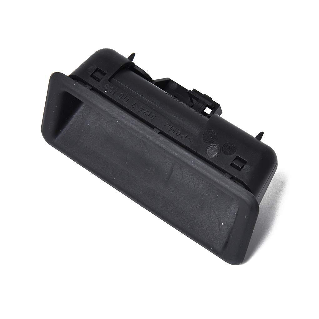 ELENXS Ersatz f/ür E60 E90 E91 E92 E70 X1 X5 X6 51247118158 Boot-Stamm-Freigabe Auto-Zubeh/ör Griff