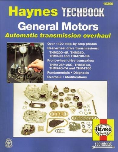 GM Automatic Transmission Overhaul (Haynes Repair Manuals)