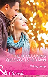 The Homecoming Queen Gets Her Man (Mills & Boon Cherish) (The Barlow Brothers - Book 1)