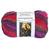 Red Heart  Boutique Unforgettable Yarn, Winery