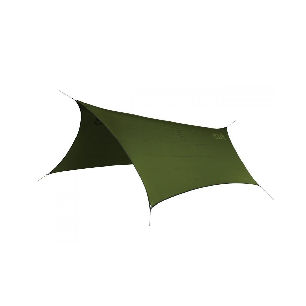ENO Eagles Nest Outfitters - ProFly XL Sil Rain Tarp, Lichen
