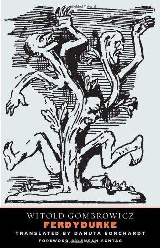 Ferdydurke by Witold Gombrowicz (2000-08-11) pdf epub