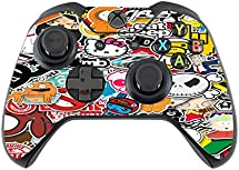 Popular Stickers, Sticker Bomb Xbox One Controller Vinyl Decal Sticker Skin by This Mugs 4U