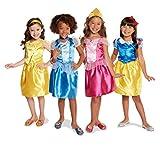 Disney Princess Dress Up Trunk Deluxe 21 Piece