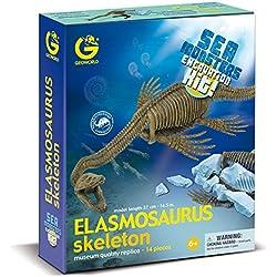 Geoworld Sea Monsters Elasmosaurus Skeleton Excavation Kit