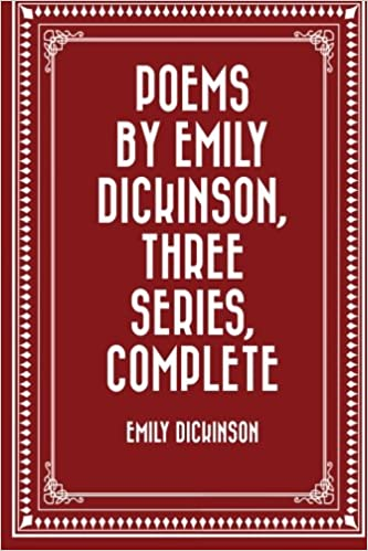 emily dickinson poems first lines
