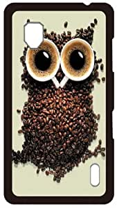 HeartCase Hard Case for Lg Optimus G E975 ( Owls Owl Cute Pattern )