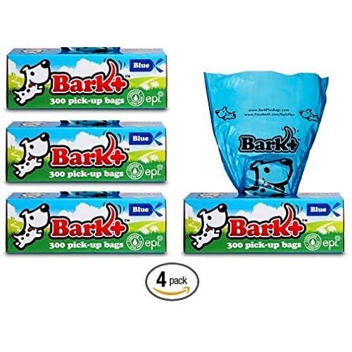1200 Bark+ Dog Waste Bags Poop Bags, 4 Pack