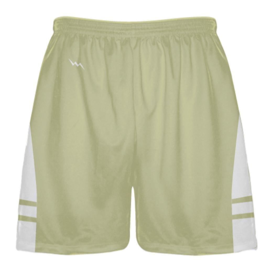 Vegas Gold Youth Vegas Gold White Boys Lacrosse Shorts Mens Lax Shorts Youth