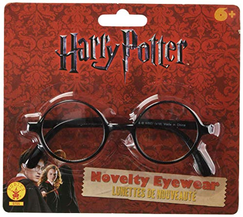 Rubie's Harry Potter Eyeglasses Costume Accessory, One Size, Multicolor (Money Makes The World Go Round Tattoo)