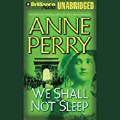 We Shall Not Sleep: A World War One Novel #5 | Anne Perry