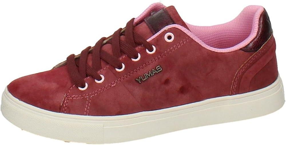 YUMAS 39380 Zapatillas DE IRAYA Mujer Deportivos Rosa 39