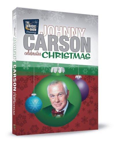 Johnny Carson Celebrates Christmas by