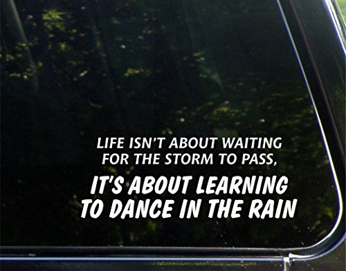 - Life Isn't About Waiting For The Storm To Pass. It's About Learning To Dance In The Rain. - 9