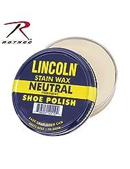 Lincoln U.S.M.C. Stain Wax Shoe Polish