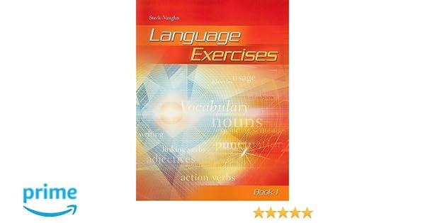 Amazon.com: Language Exercise: Student Workbook (9781419018695 ...