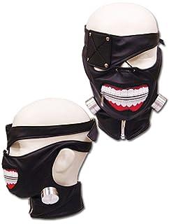 Amazon.com: 3D Tokyo Ghoul Kaneki Ken Cosplay Mask for Halloween ...